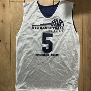 NYC Reversible Performance Jersey NWOT